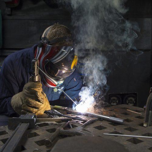 construction weld